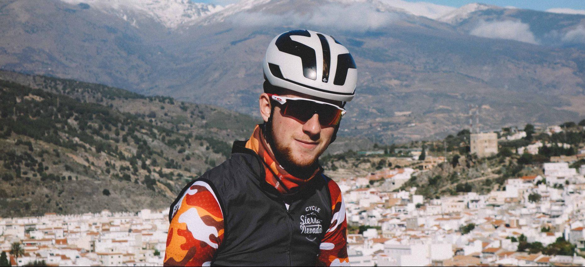 Daan van Meeuwen in Spain