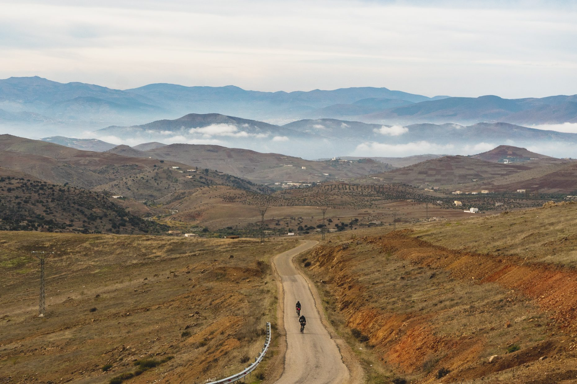 Bikepacking in Morocco