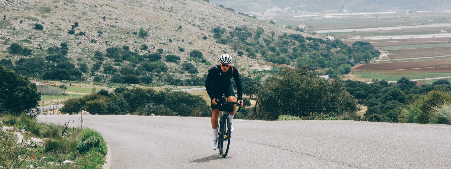 Picture of Daan van Meeuwen by Szymonbike in Spain